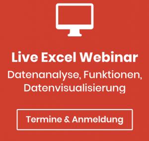 Excel Webinare